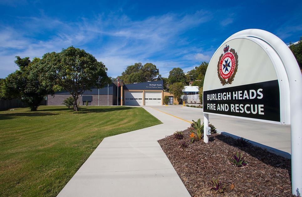 Burleigh Fire Station